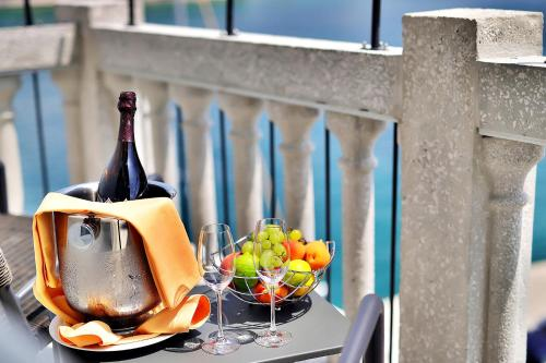 Drinks at Arbiana Heritage Hotel