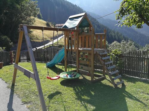 Children's play area at Sonnleitenhof