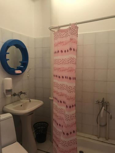 Ванная комната в Hostel on Lenina 13