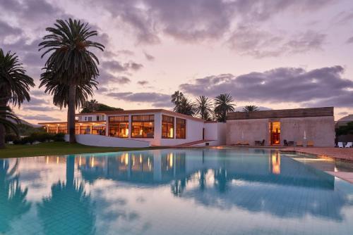 The swimming pool at or near Hotel Porto Santo & Spa
