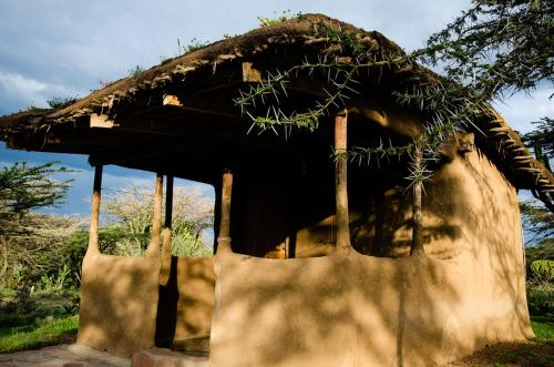 Maji Moto Maasai Cultural Camp