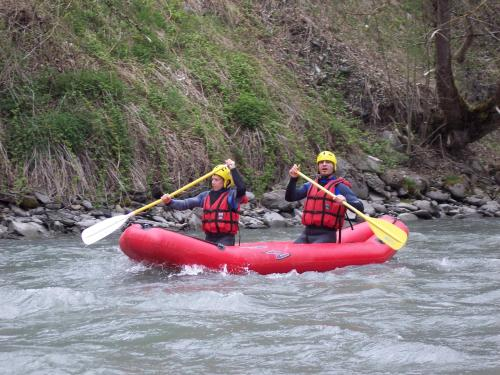 Canoë-kayak sur le terrain de l'hôtel ou à proximité