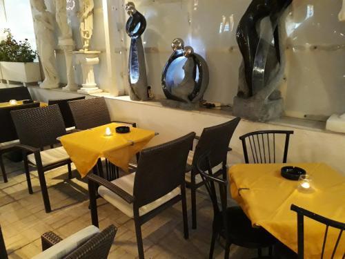 Εστιατόριο ή άλλο μέρος για φαγητό στο Elite Apartments