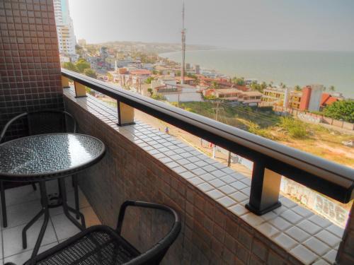A balcony or terrace at Apartamento Maximum