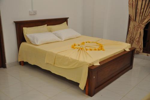 Postel nebo postele na pokoji v ubytování Linwood Bungalow