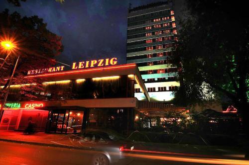 Hotel Leipzig Plovdiv, Bulgaria