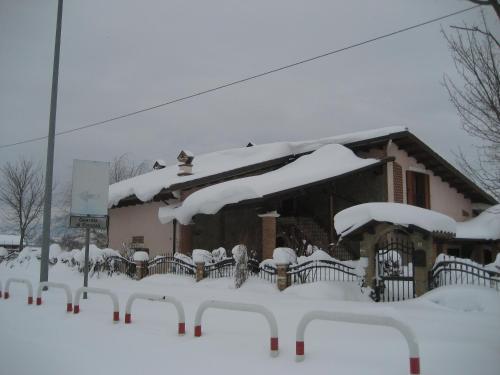 Agriturismo CHERUBINI DANIELA during the winter