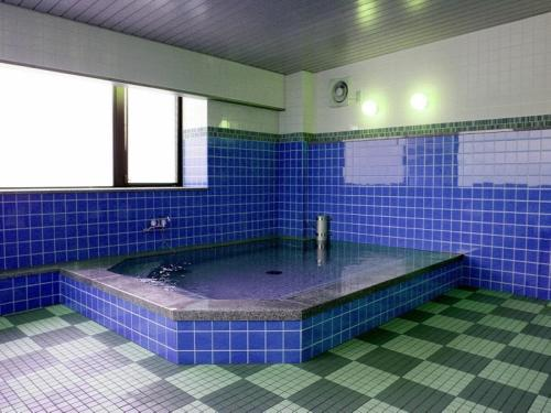 A bathroom at Hotel Asyl Nara Annex