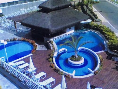 A view of the pool at Blue Marlin Resort&Spa or nearby