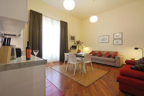 Zona de estar de My Love Apartments - Historic Centre