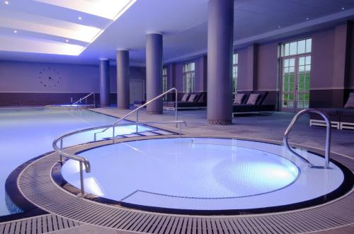 The swimming pool at or near Fairmont St Andrews, Scotland