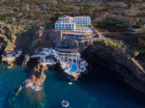 A bird's-eye view of Sentido Galomar - Adults Only