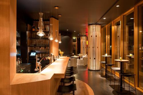 The lounge or bar area at Axel Hotel Berlin-Adults Only