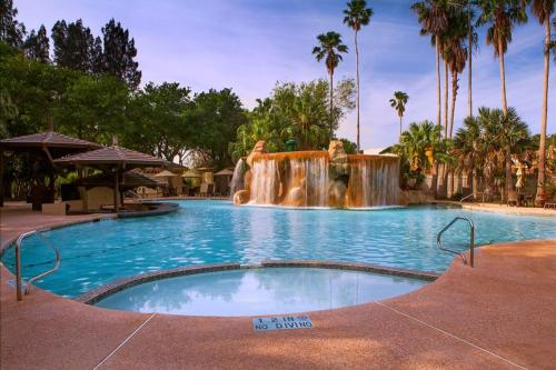 The swimming pool at or near Rancho Viejo Resort
