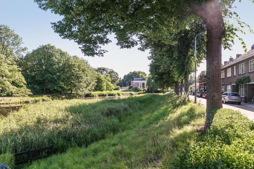 A garden outside De Koepoort