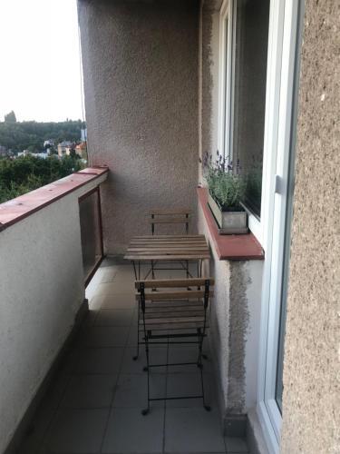 Балкон или терраса в B&B Home