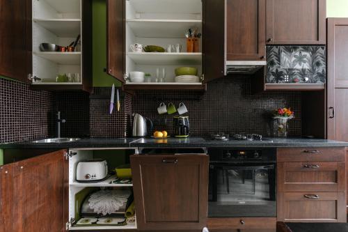 Кухня или мини-кухня в У Литейного моста