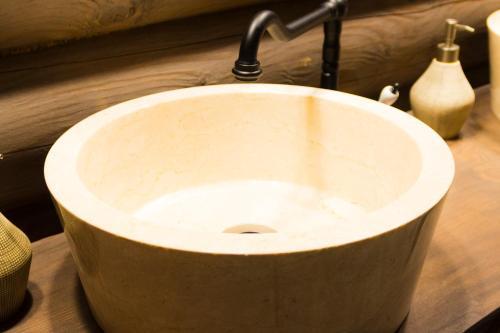 Ванная комната в Гостевой комплекс Времена года