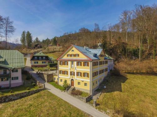 Ferienwohnungen Schloss Fürstenstein