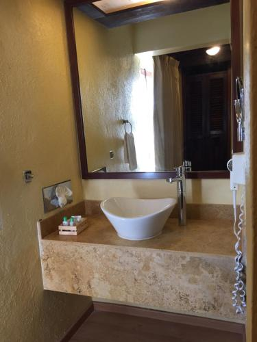 Łazienka w obiekcie Plaza Magnolias