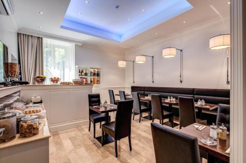 Εστιατόριο ή άλλο μέρος για φαγητό στο Hotel Giuggioli