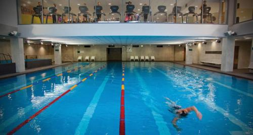 The swimming pool at or near Quest Carlaw Park Serviced Apartments