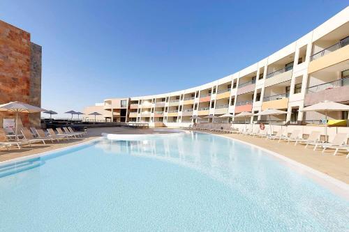 The swimming pool at or close to Eurostars Las Salinas