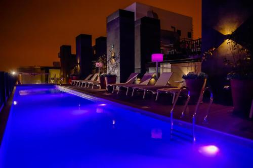 The swimming pool at or close to Innside Lima Miraflores