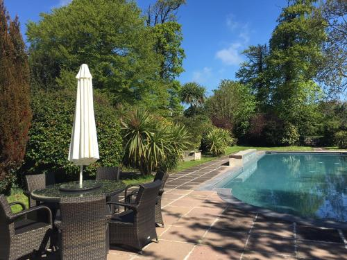 The swimming pool at or near Durrant House Hotel