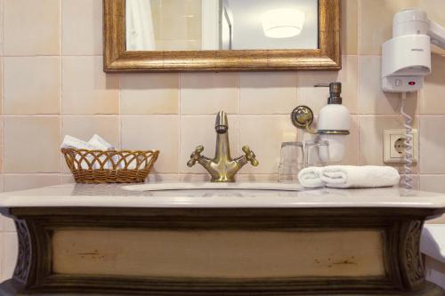 Ванная комната в Отель Реноме сети Оригинальные Отели