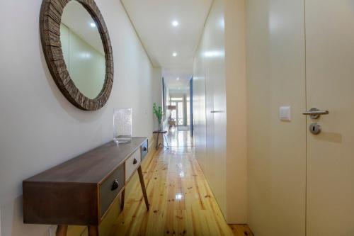 A bathroom at Cedofeita Bohemian Lifestyle Apartment