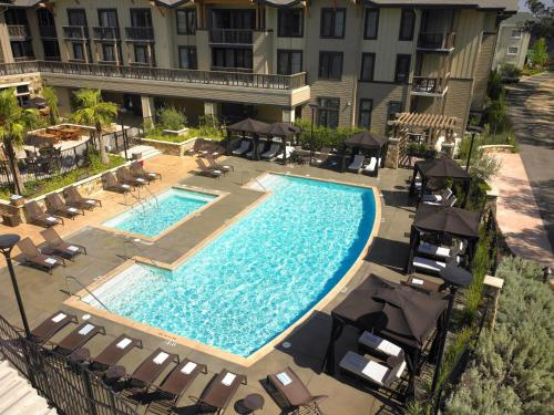 A view of the pool at The Westin Verasa Napa or nearby