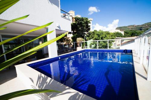 The swimming pool at or close to Serra Madre Hotel