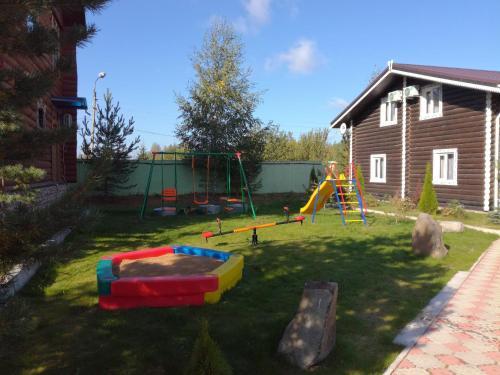 Детская игровая зона в База отдыха Reef