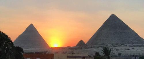 منظر شروق وغروب الشمس من النُزل أو بالجوار