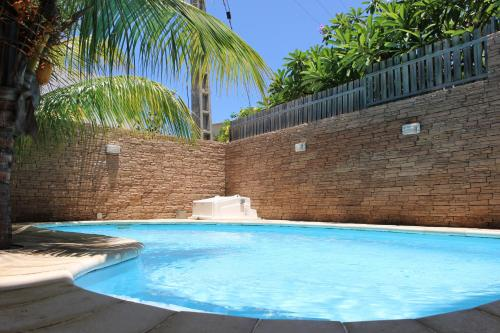 The swimming pool at or near Lotus Villa Sun Apartment