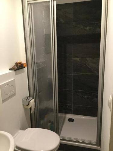 A bathroom at Piburg Seebichlhof