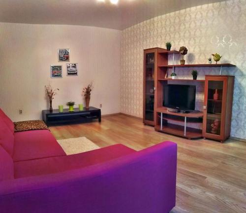 Гостиная зона в Apart-Comfort Volkova 6