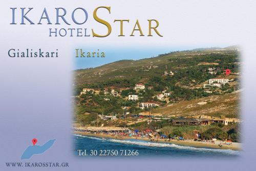A bird's-eye view of Ikaros Star Hotel