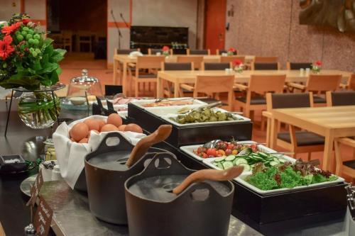 Restoranas ar kita vieta pavalgyti apgyvendinimo įstaigoje Hotel Hanasaari
