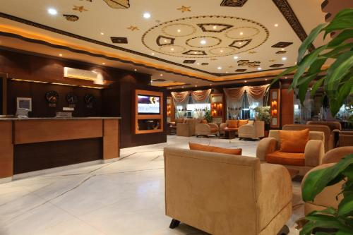 O saguão ou recepção de Taleen AlQuds 2 hotel apartments