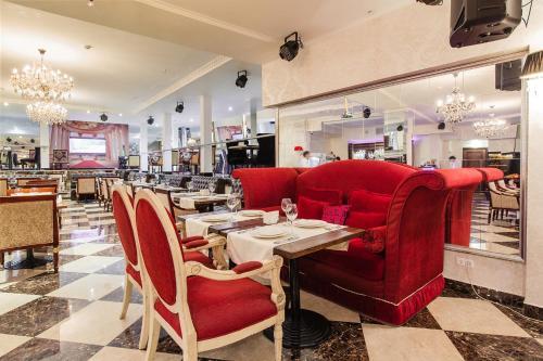 Ресторан / где поесть в Отель Мандарин
