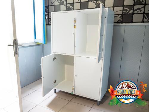 A bathroom at Pura Vida Las Palmas
