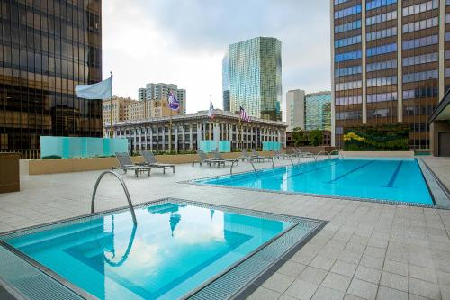 The swimming pool at or near The Westgate Hotel
