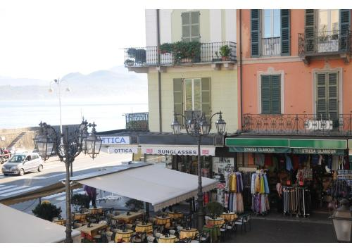 Hotel Italie et Suisse Stresa, Italy