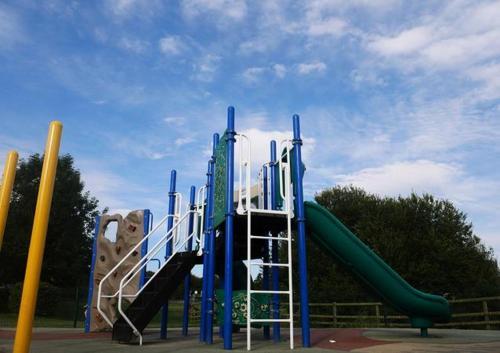 Aire de jeux pour enfants de l'établissement Mobil home 430