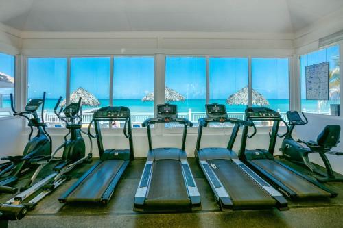 Фитнес-центр и/или тренажеры в Royal Decameron Montego Beach Resort - ALL INCLUSIVE