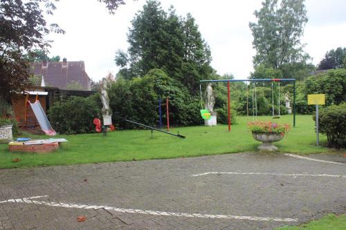 Children's play area at Meyerhof Heiligenrode