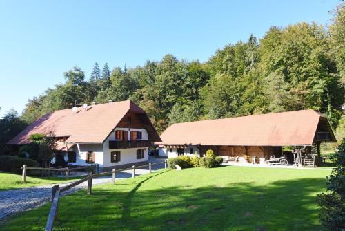 Turistična kmetija Šeruga