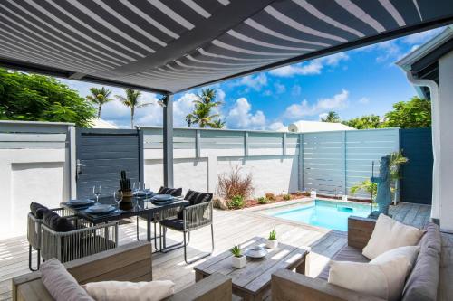 Villa Chouchou - unique private pool